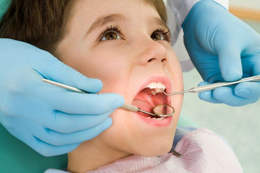 Kids Teeth Treatment