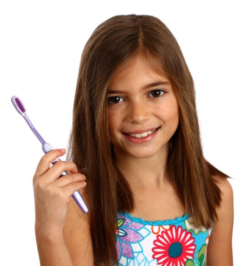 Child Brushing Technique