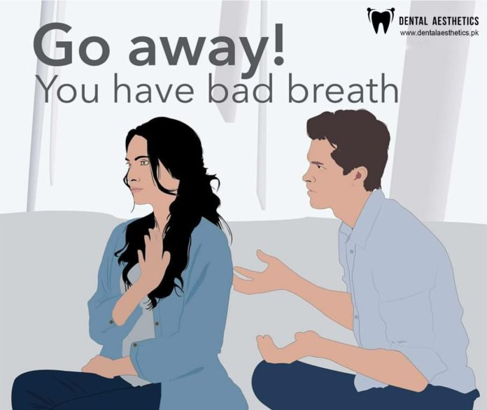 Bad breath treatment in lahore