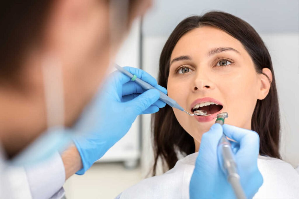 tooth fillings treatment