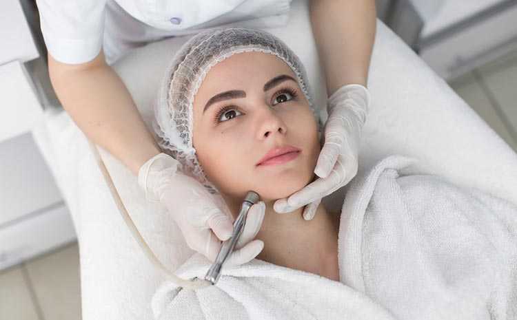 HydraFacial in DHA, Lahore