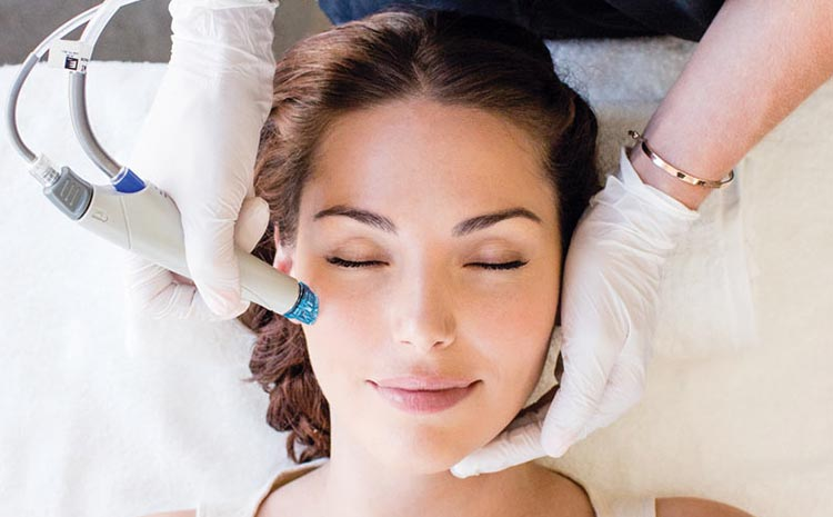 Hydrafacial in DHA Lahore